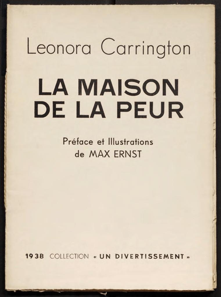 Carrington, Leonora, LaMaison delaPeur