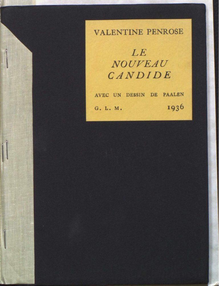 Penrose, Valentine, LeNouveauCandide