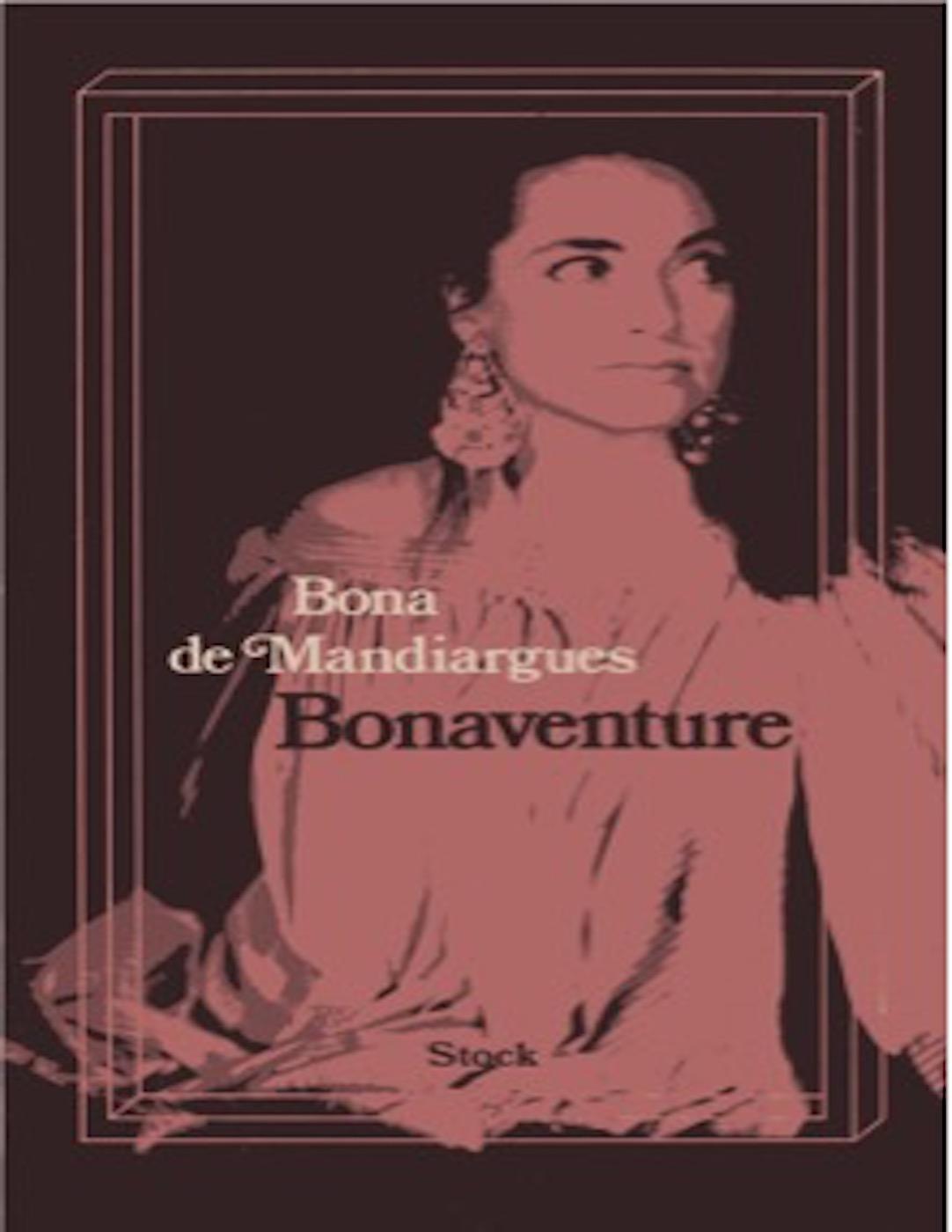 Bona de Mandiargues, <br /><em>Bonaventure</em>, 1977
