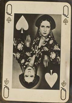 Portrait de Deharme par Man Ray, 1931